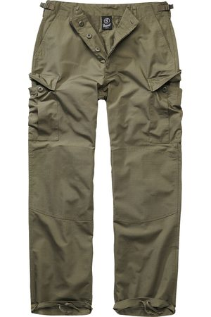 Brandit BDU Ripstop Trouser Cargohose oliv