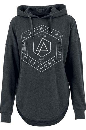 Linkin Park One More Light Kapuzenpullover charcoal meliert