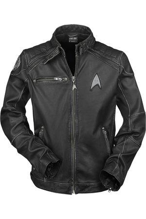 Star Trek Starship Lederjacke