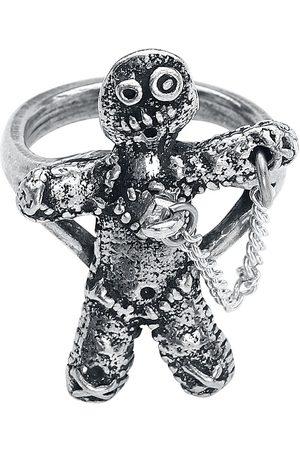 Alchemy Voodoo Doll Ring Standard