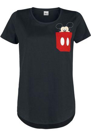 Micky Maus Pocket Face T-Shirt