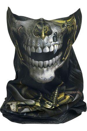 Spiral Steampunk Reaper Schlauchschal multicolor