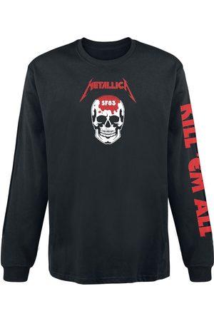 Metallica Kill 'Em All - Skull Langarmshirt