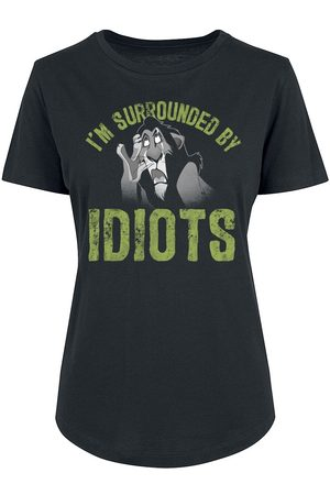 Der König der Löwen Scar - I'm Surrounded By Idiots T-Shirt