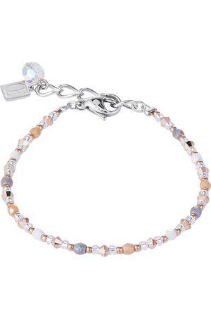 Coeur De Lion Damen Armbänder - Armband 4951-30-1523, rosé / / , 18 cm