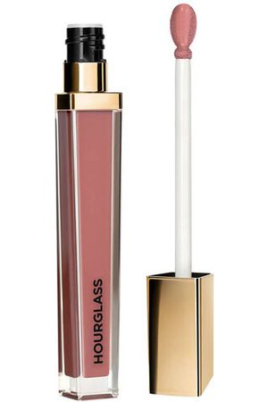 Hourglass Unreal High Shine Volumizing Lip Gloss,Canvas, Canvas