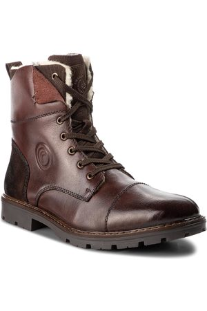 Rieker Stiefel - 32133-25 Brown 1