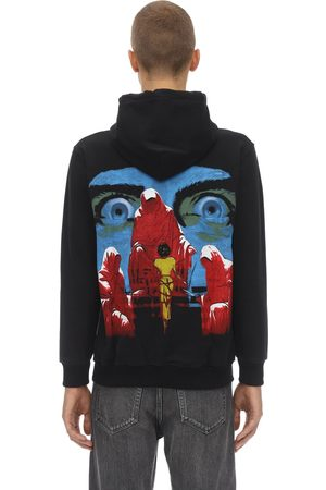 NASASEASONS Colorful Front Cotton Sweatshirt Hoodie