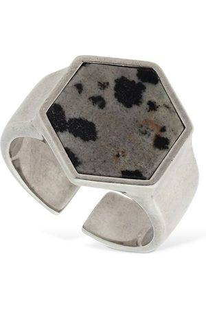 Isabel Marant Golden Mother Hexagonal Ring