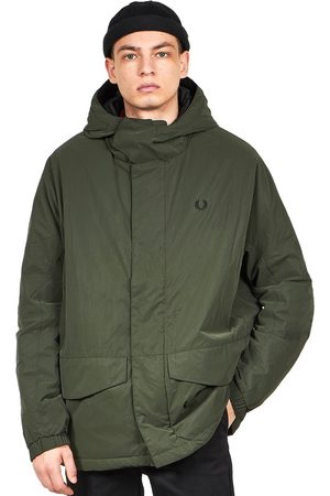 Fred Perry Herren Parkas - Quilted Parka