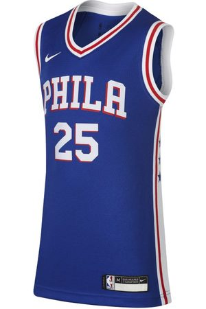 Nike Shirts - Icon Edition Swingman Jersey (Philadelphia 76ers) NBA-Trikot für ältere Kinder
