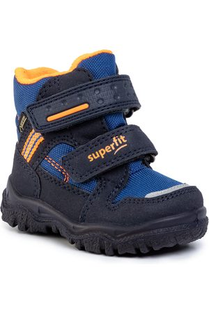 Superfit Schneeschuhe - GORE-TEX 5-09044-82 M Blau/Orange