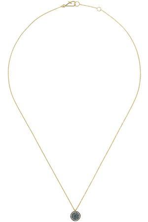 ANNOUSHKA 18kt 'Love Diamonds' Gelbgoldhalskette mit Diamanten