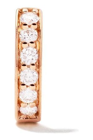 ALINKA 18kt 'Irina' Gelbgoldohrring mit Diamanten