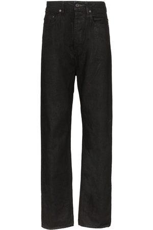 Rick Owens Gewachste Jeans