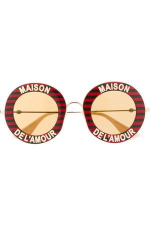 Gucci Maison de L'Amour' Sonnenbrille