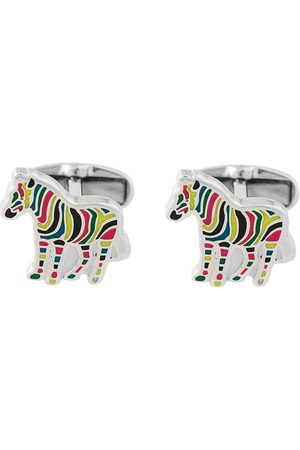 Paul Smith Zebra' Knopfmanschetten