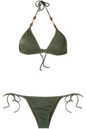 Brigitte Damen Bikinis - Verzierter Bikini