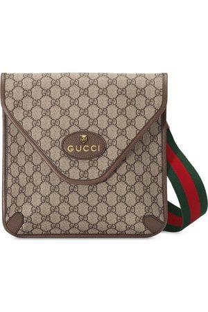 """Gucci Neo' Kuriertasche mit """"Vintage GG""""-Muster"""