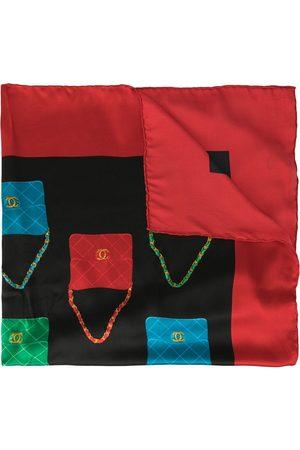 CHANEL Damen Schals - Seidenschal mit Print