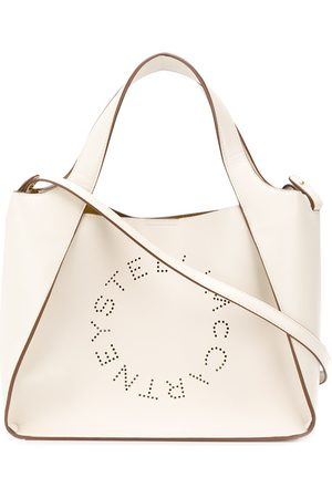 Stella McCartney Damen Handtaschen - Kleiner 'Stella' Shopper mit Logo