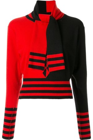 CHANEL Damen Pullover - Pullover mit Schal