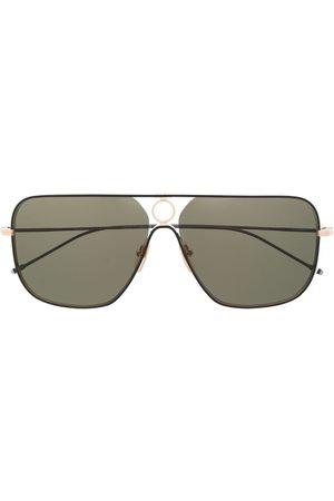 Thom Browne Eyewear Klassische Pilotenbrille