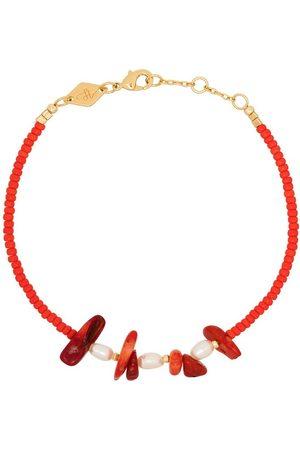 Anni Lu Damen Armbänder - Vergoldetes 18kt 'Emmanuelle' Armband