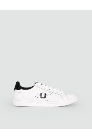 Fred Perry Damen Schuhe B721 Leather