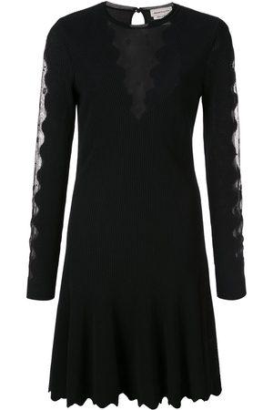 Alexander McQueen Damen Freizeitkleider - Kleid mit langen Ärmeln