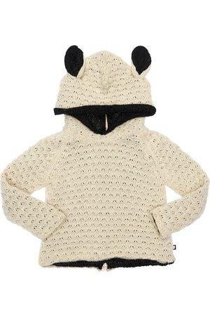 OEUF Wendbarer Strickpullover Aus Baby-alpakawolle