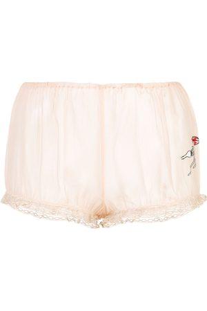 Kiki de Montparnasse Caroline Vreeland' Shorts
