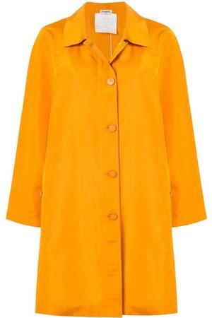 Chanel Pre-Owned Damen Jacken - Jacke mit CC-Knöpfen