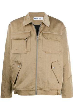Affix Herren Sommerjacken - Jacke mit mehreren Taschen
