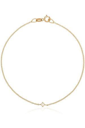 Lizzie Mandler 18kt Goldarmband mit Diamanten