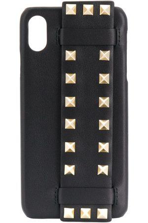 VALENTINO GARAVANI Herren Handy - Rockstud' iPhone X-Hülle