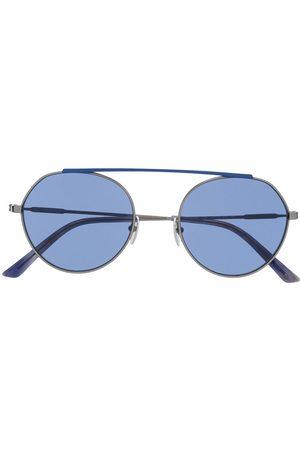 Calvin Klein Sonnenbrille mit rundem Gestell