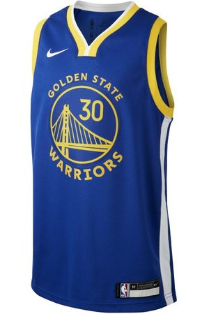 Nike Warriors Icon Edition NBA-Swingman-Trikot für ältere Kinder