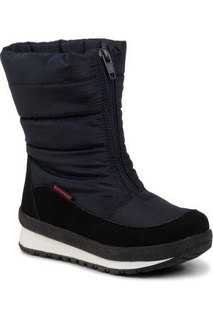 CMP Kids Rae Snow Boots Wp 39Q4964 Black Blue N950