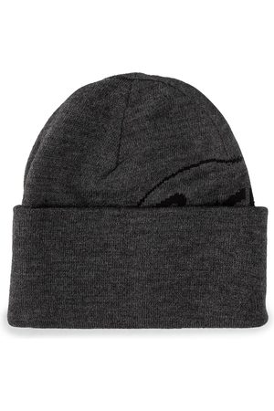 Buff Knitted Hat 120854.938.10.00 Vadik Melange Grey