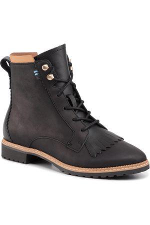 TOMS Nolita 10014197 Black Leather