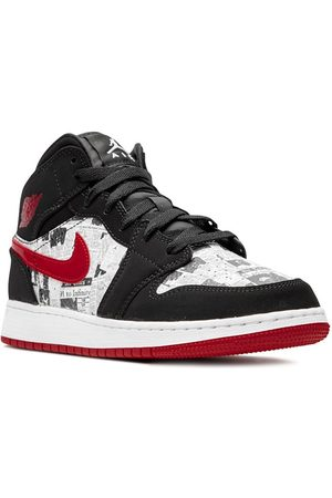 Nike TEEN 'Air Jordan 1' High-Top-Sneakers