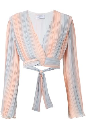 Olympiah Camelia' Cropped-Top