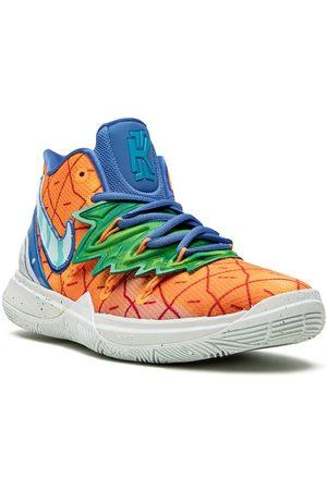 Nike Kids Kyrie 5 Spongebob Pineapple House' Sneakers