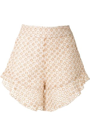 Olympiah Orchid' Shorts