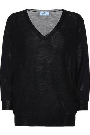 Prada Pullover aus Schurwolle
