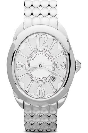 Backes & Strauss Regent Steel 4047' Armbanduhr