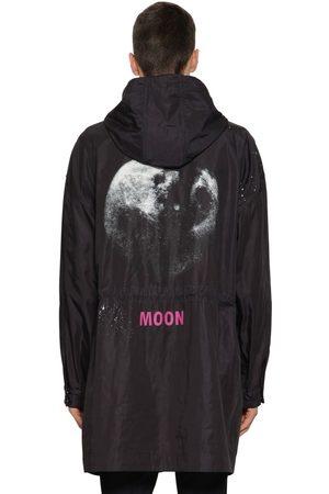 """VALENTINO Parka Aus Nylon """"moon Dust"""""""