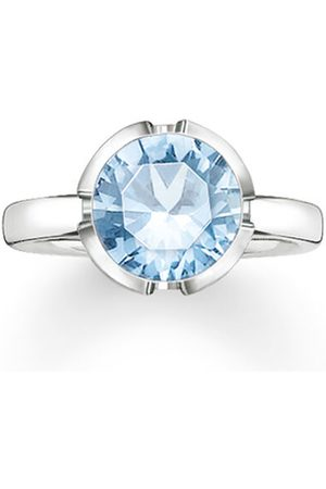 Thomas Sabo Ring syn. Spinell hellblau TR2036-009-31