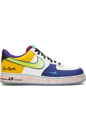 Nike Sneakers - Air Force 1 07 LV8 What The LA' Sneakers